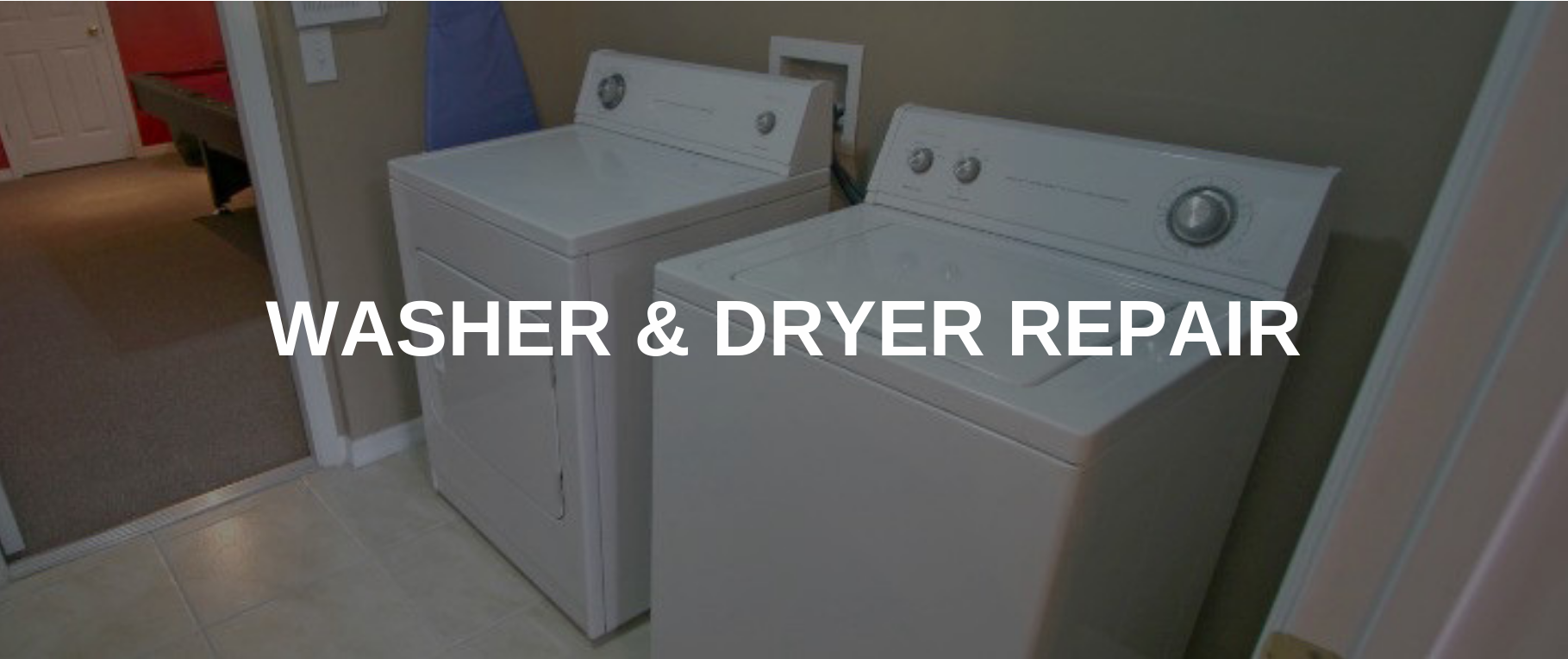 washing machine repair torrington